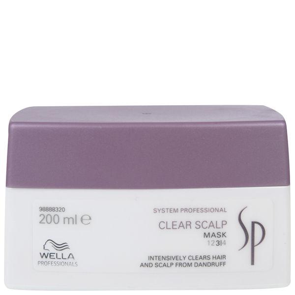 Wella SP Clear Scalp Mask 200ml