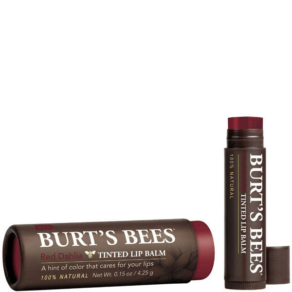 Bálsamo labial con color Burt's Bees Tinted - Red Dahlia 4.25g