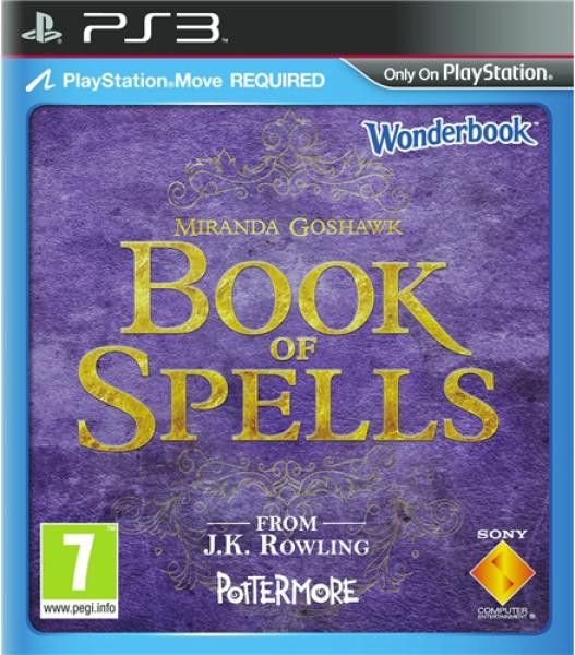 Warriors New Arena Under Construction: PlayStation Move: Wonderbook: Book Of Spells PS3