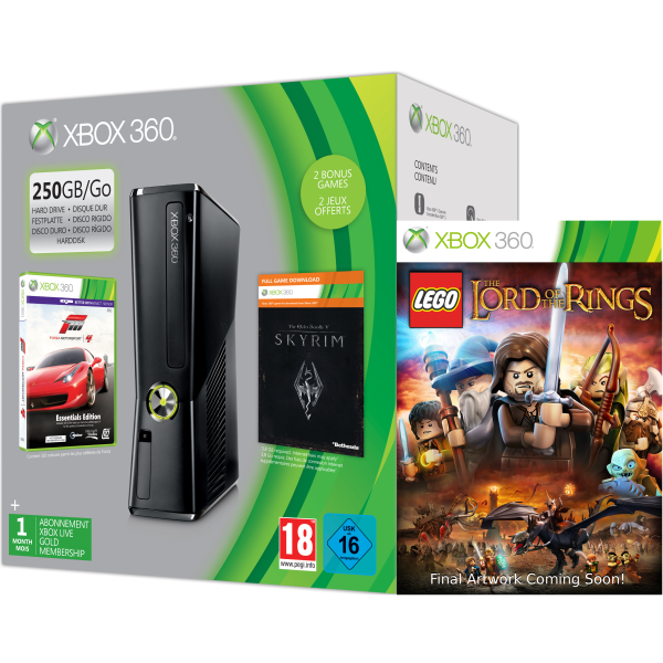 Lego Xbox 360 Console Xbox 360 250gb Holiday Lego
