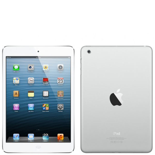 apple ipad mini 32gb wifi 3g and 4g white and silver. Black Bedroom Furniture Sets. Home Design Ideas