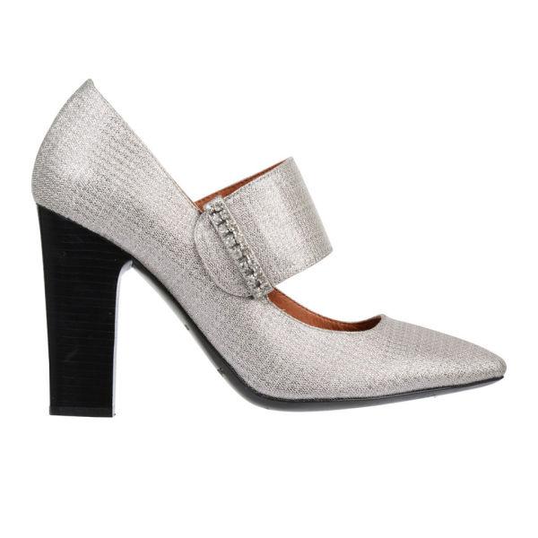 See by Chloe Women's Ziggy Heels - Silver