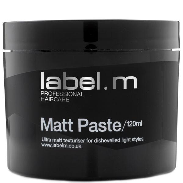 label.m STYLING PASTE MATT 120ml