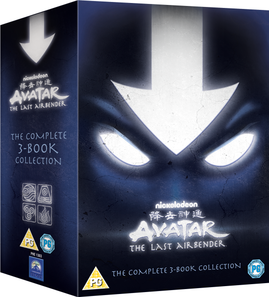 Avatar Dvd: The Complete Collection DVD