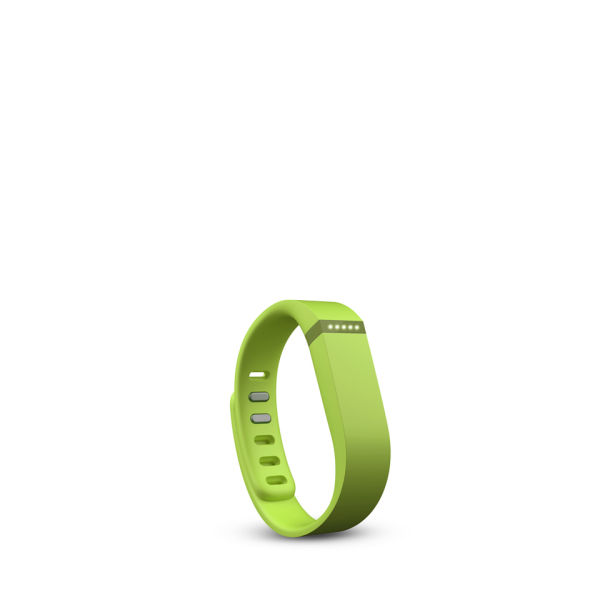 Fitbit Flex Wireless Activity and Sleep Wristband - Lime ...