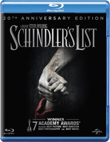 Schindlerův seznam / Schindler's List (1993)