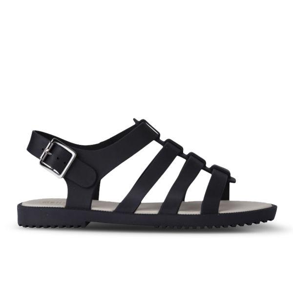 Melissa Women's Flox Strappy Sandals - Black