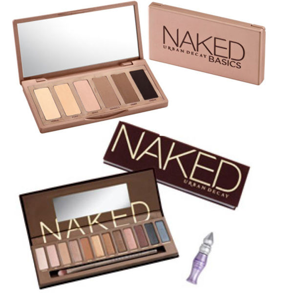 Urban decay naked 1 naked basics palette duo livraison - Meilleure palette maquillage ...