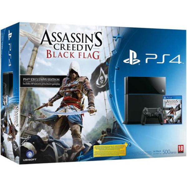 New Sony Playstation 4 Games : Ps new sony playstation gb console with assassin s