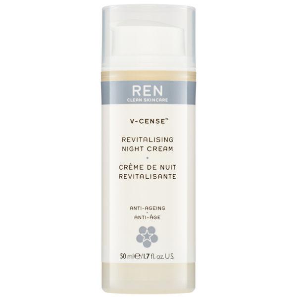 REN V-Cense Revitalising Night Cream 50 ml