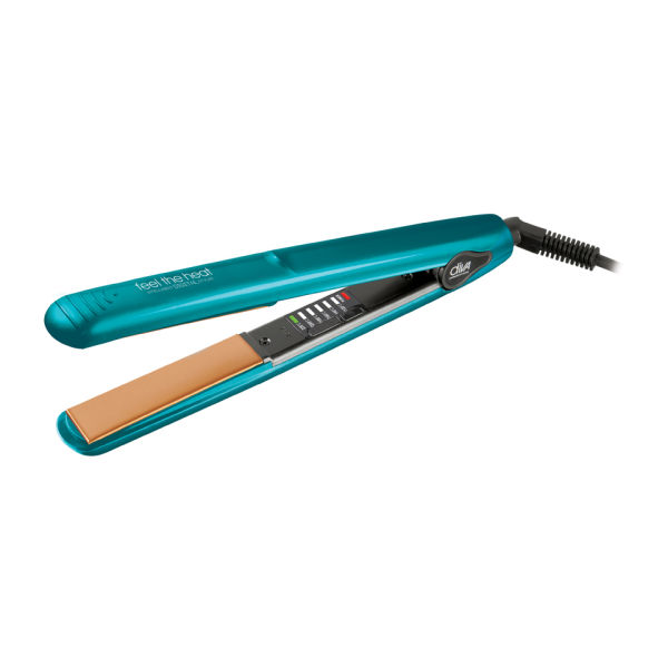 Plancha Diva Professional Feel the Heat - Azul Claro