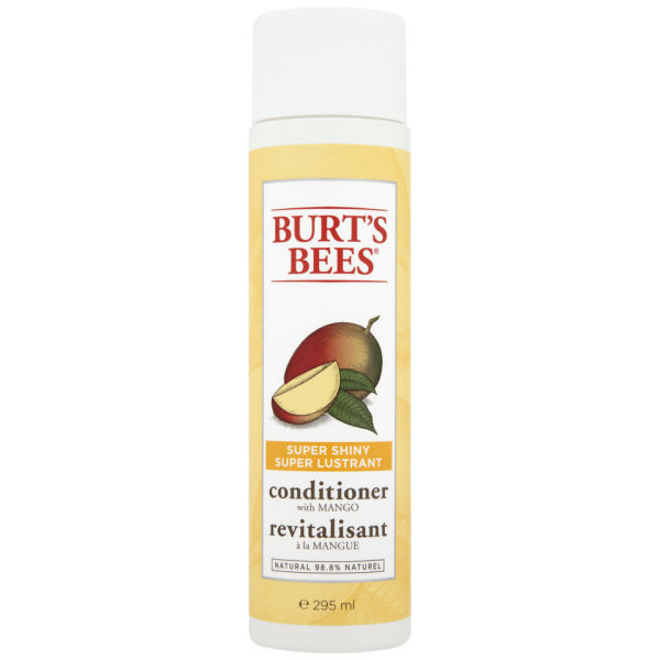 Burt's Bees Super Shiny Conditioner 10oz