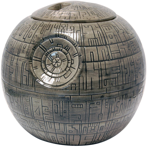 Star Wars Death Star Ceramic Cookie Jar Traditional Gifts