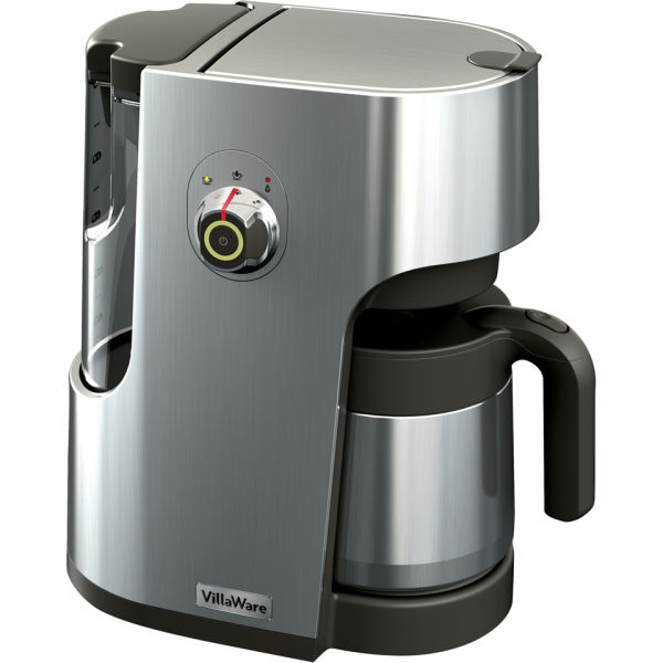Coffee Maker With Metal Filter : Villaware Stainless Steel Filter Coffee Maker IWOOT