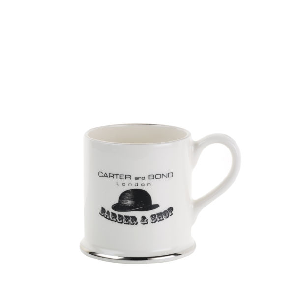 Carter and Bond Shaving Mug