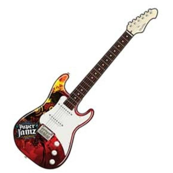 where to buy paper jamz guitar Think of a paper-thin guitar with no strings that you can play rockin' music on and you've got a paper jamz guitar the latest.