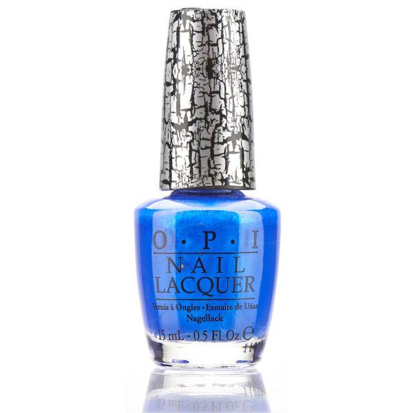 OPI Blue Shatter Top Coat 15ml