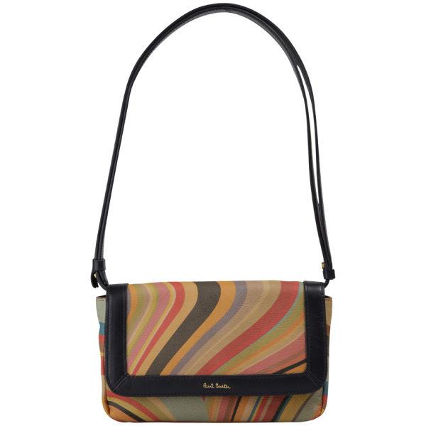 Paul Smith Accessories Women's Small Cross Body Bag - Multi Swirl