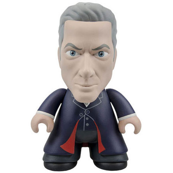 Doctor Who Titans 12th Doctor 6 Inch Convention Exclusive
