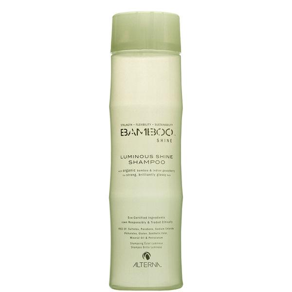 alterna bamboo luminous shine shampoo glanzpflege 250ml gratis lieferservice weltweit. Black Bedroom Furniture Sets. Home Design Ideas