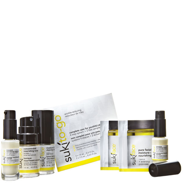 Suki Complete Care For Youthful Skin Set (6 Products)