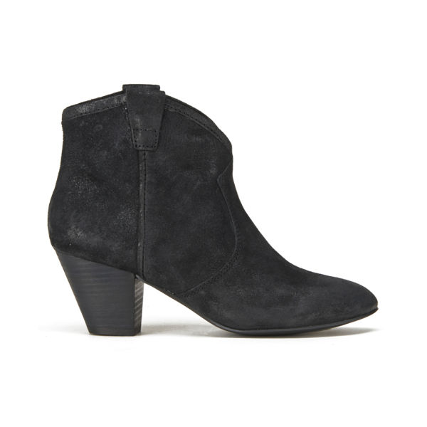 ash s jalouse broken leather heeled ankle