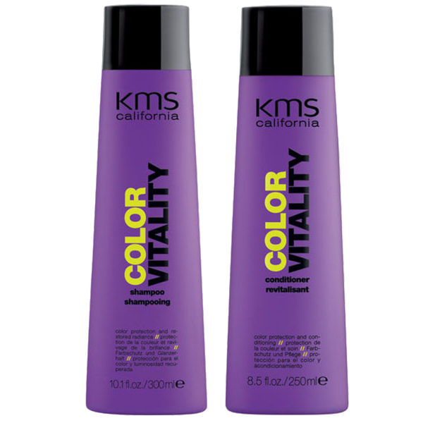 KMS California Colorvitality Colour Duo (2 Products)