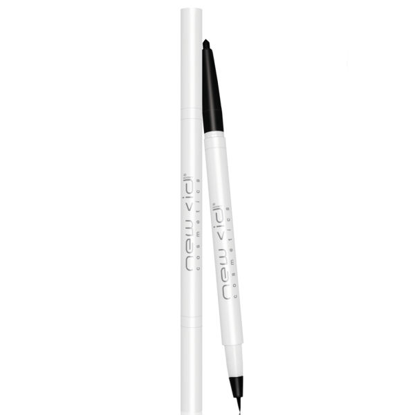 New CID Cosmetics i - flick, Double Ended Liquid and Kohl Liner - Black