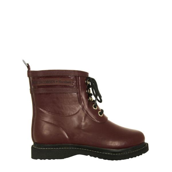 Ilse Jacobsen Women's Rub 2 Boots - Rubino
