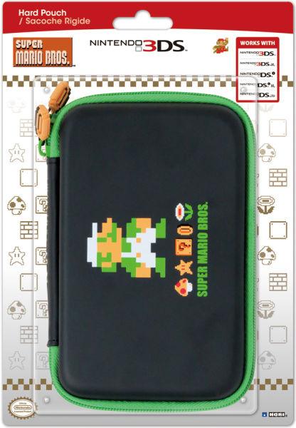 Luigi Hard Pouch for Nintendo 3DS XL - EXCLUSIVE: Image 01