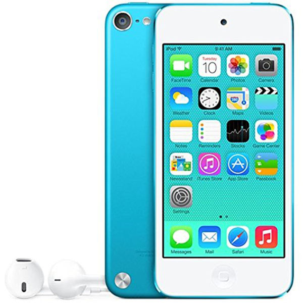 Apple iPod Touch 16GB (5th Gen) - Blue Electronics ...
