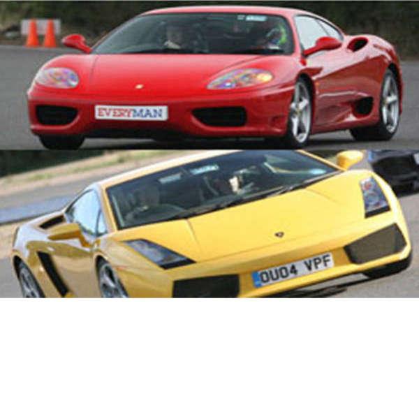 ferrari vs lamborghini iwoot. Cars Review. Best American Auto & Cars Review