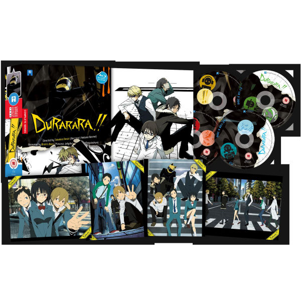 Durarara!! - Limited Edition Box Set: Image 11