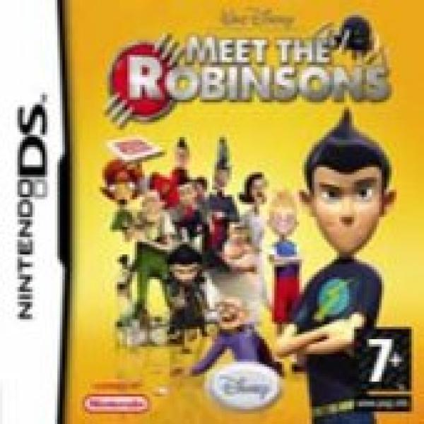 meet the robinsons dvd uk sales