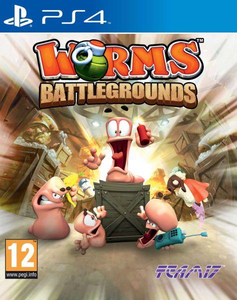 Worms: Battlegrounds