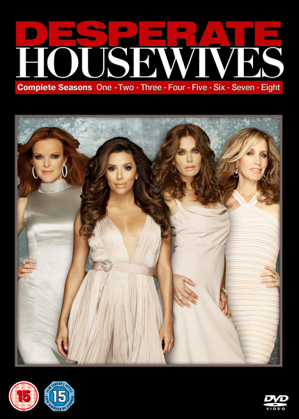 desperate housewives the complete collection dvd. Black Bedroom Furniture Sets. Home Design Ideas
