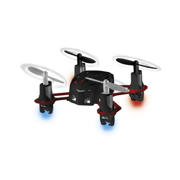 revell mini quadcopter nano quad black orange iwoot. Black Bedroom Furniture Sets. Home Design Ideas
