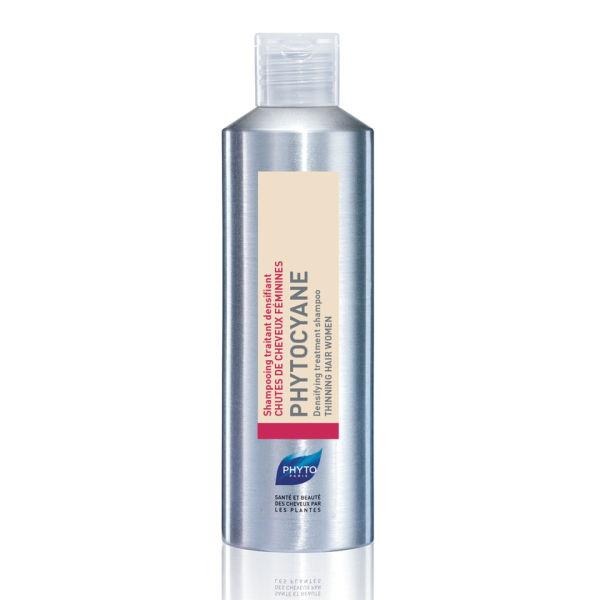 Phyto Phytocyane Densifying Treatment Shampoo 200ml