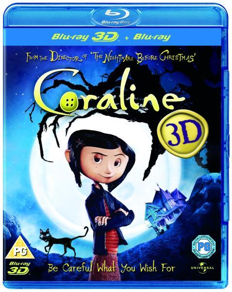 Nightmare Before Christmas Blu Ray 3d