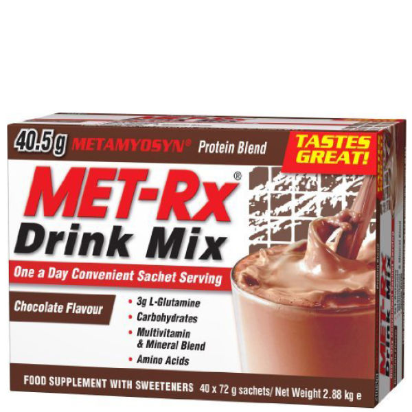 Met Rx Meal Replacement Drink Mix