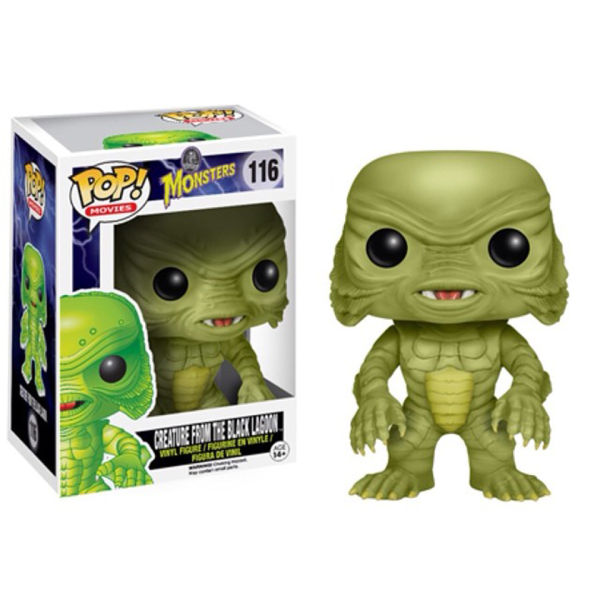 Universal Monsters Creature from the Black Lagoon Pop! Vinyl Figure