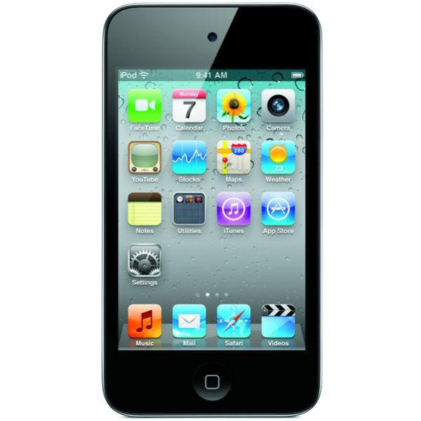 Apple iPod touch 4th Gen 16GB Black Electronics
