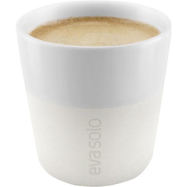 Eva Solo 80ml Espresso Tumbler - Set of 2 - Ivory White