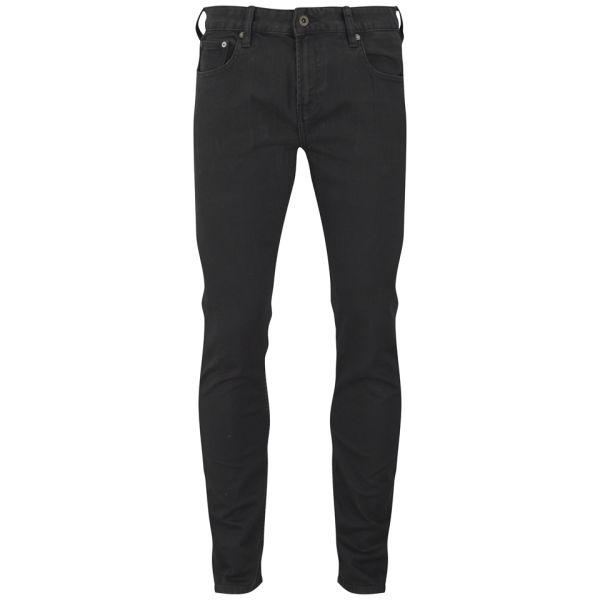 Scotch & Soda Men's Skim The Nero Skinny Jeans - Black