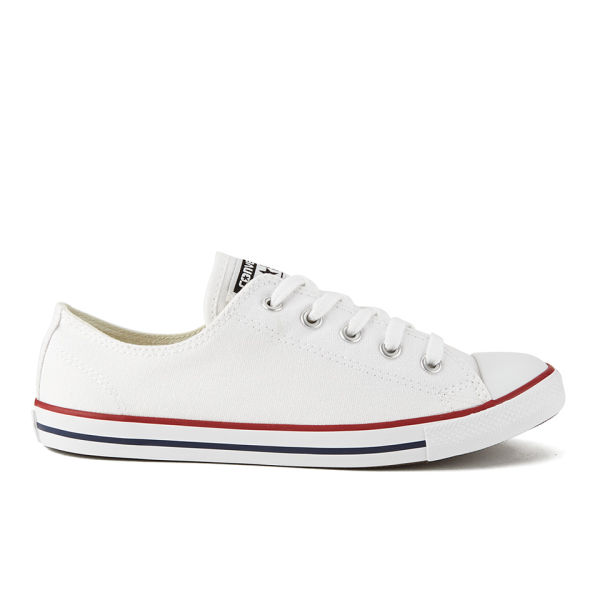 converse women's chuck taylor all star dainty ox black