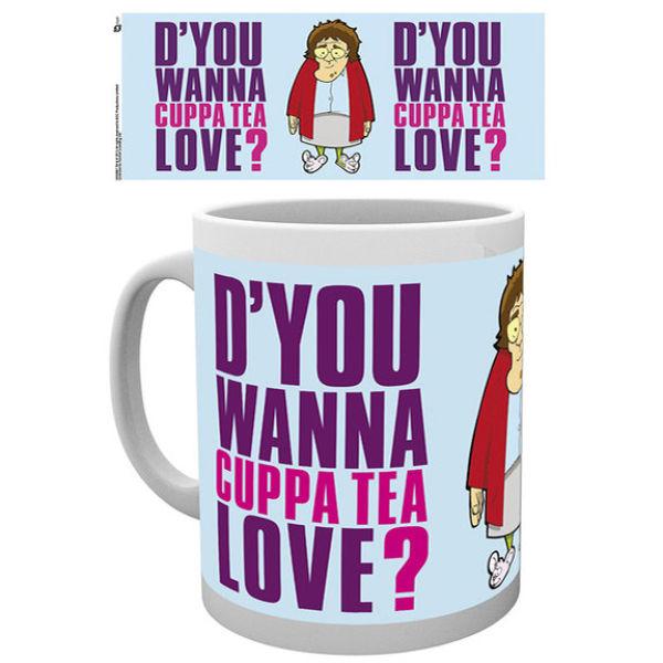 Mrs. Brown's Boys Cup of Tea Mug