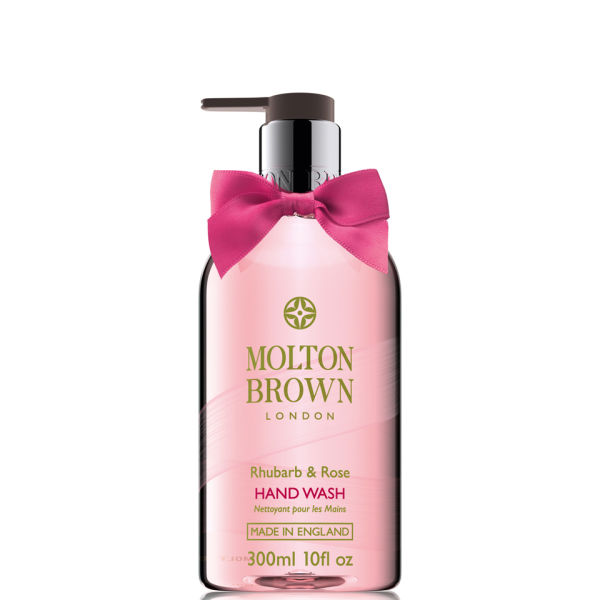Molton Brown Rhubarb and Rose Hand Wash 300ml (Limited Edition)