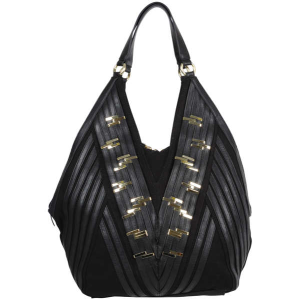 Fiorelli Black Large Shoulder Bag 7