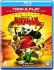 Kung Fu Panda 2 - Triple Play (Blu-Ray, DVD en Digital Copy): Image 1