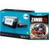 Wii U Console: 32GB ZombiU Premium Pack - Black: Image 1
